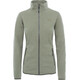 The North Face 100 Glacier Full Zip Jacket Women Grape Leaf Stripe